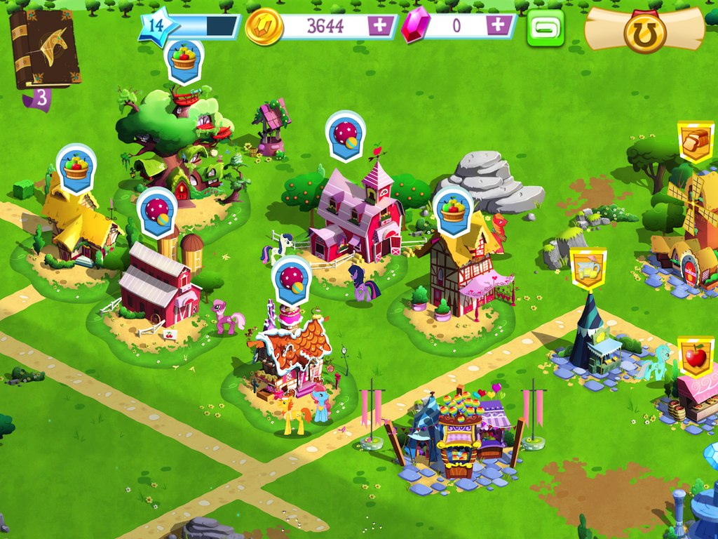 My Little Pony: Friendship is Magic for iPad